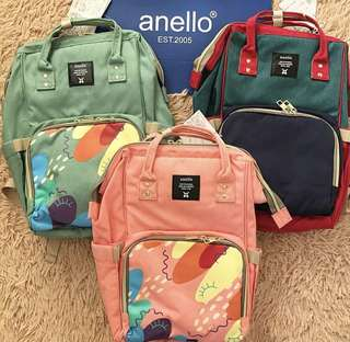 Anello Diaper Bag Original