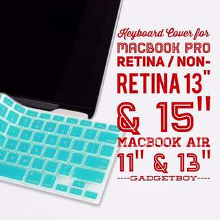 Keyboard Cover for MacBook