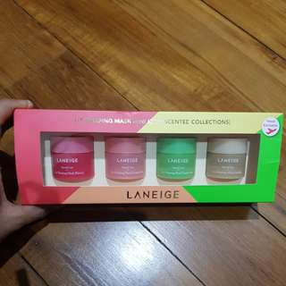 Laneige Lip Sleeping Mask Mini Kit