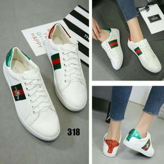 Gucci Ace Bee Sneaker 318