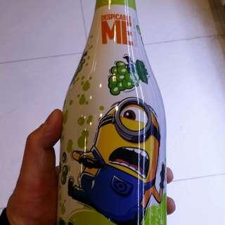 全新Minions無酒精堤子味飲品