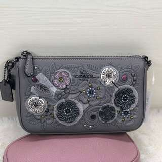 Coach Nolita Tea Rose 19cm