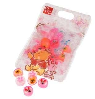 🇯🇵日本代購 迪士尼 Disney 小熊維尼 Winnie the Pooh 櫻花系列🌸 公仔糖