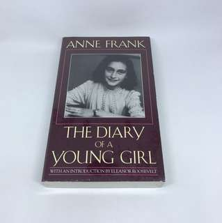 Novel Nonfiksi Bahasa Inggris Anne Frank - The Diary of a Young Girl