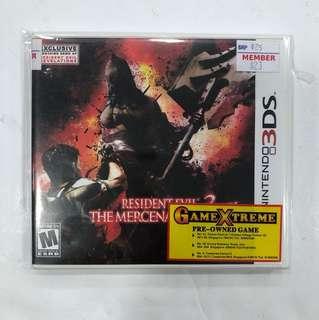 Nintendo 3DS Preowned Resident Evil