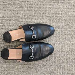 Tony Bianco  slip on loafers