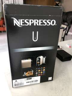 BNIB Nespresso Machine for SALE