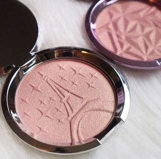 BECCA x Sananas Shimmering Skin Perfector Pressed Highlighter - Parisian Lights highlighter 光影