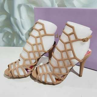 Madden Girl Nude size 6.5/7/7.5