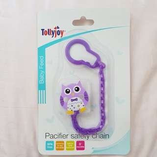 BN Tollyjoy Pacifier Safety Chain
