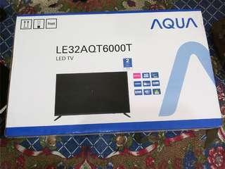 TV Led AQUA SANYO 32 Inc Le32AQT6000T USB MOVIE