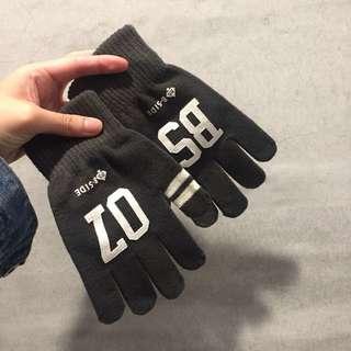 Bside 手套