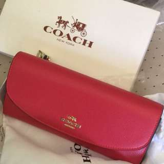 Coach Wallet Sale On Hand!
