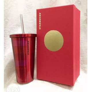 Starbucks Tumbler with Gift Box from the US
