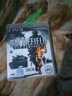 Game ps3 battlefielD bad company2