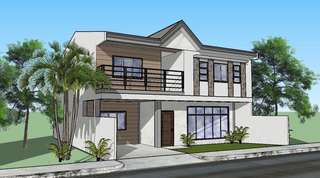 Pre Selling Two Storey Modern House