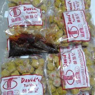 Dimsum Products - The Original David's Tea House