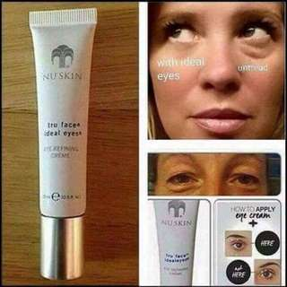 Ideal Eyes dark circles, puffy eyes & wrinkles.