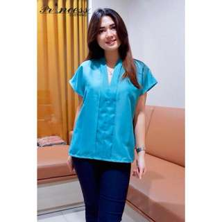 VERY BEST SELLER kode pesanan  Alex Top *new colour & material* • idr 79.000  p60 ld118
