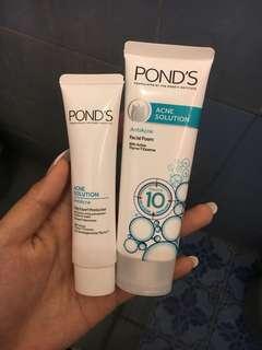 Moisturizer & Facial Wash