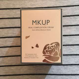 [free delivery] MKUP Real Complexion Cream