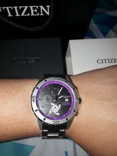 [Limited Edition] Citizen Independent X one piece (Robin special)
