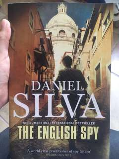 The English Spy Book