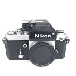 Nikon F2 Photomic (DP-1) Chrome Film SLR Body (Used) [SN: ***9254]