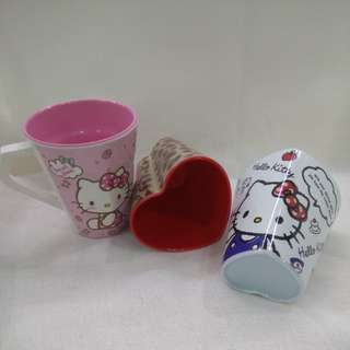 Hello Kitty Cup ( instock )