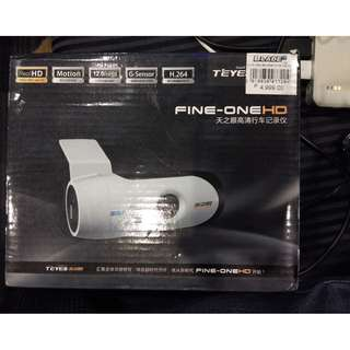 FINE-ONE HD Branded T-Eyes Fine One HD Driving Recorder Dash Cam