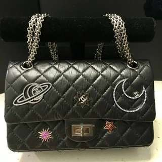 Chanel Reissue 2.55 Limited Edition Lucky Charm Aged Calfskin 225 Unused & 💯Authentic‼️