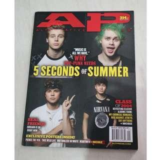 AP Magazine edisi 5SOS