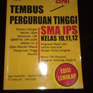Tips & trik Tembus perguruan tinggi,SMA IPS