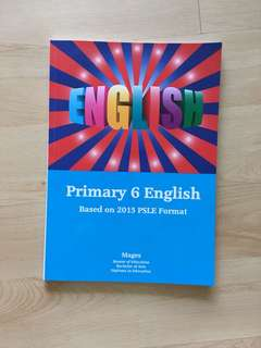 P6 PSLE English Specimen Papers