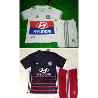 17/18 Lyon Kids jersey