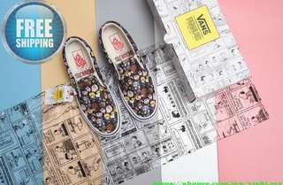 Vans Peanuts (ORIGINAL ) for men and women