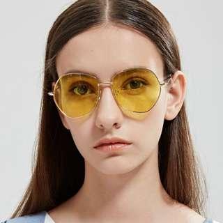Dapper Indie Pentagon Sunglasses