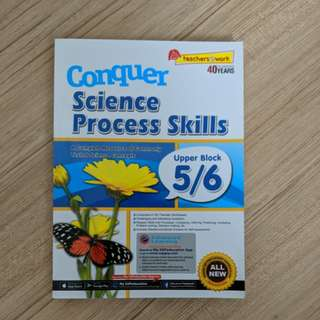Conquer science process skills