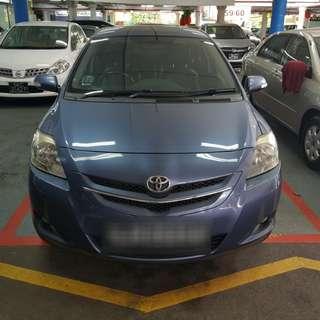 Rental : Toyota Vios 1.5A / Toyota Allion