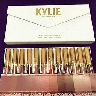 Kylie 12 pcs clutch