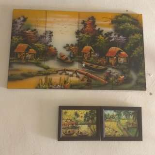 Arts and Craft Paintings