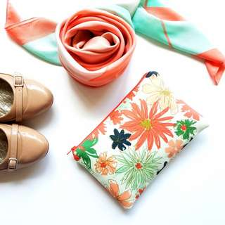 Handmade Pouch Bag