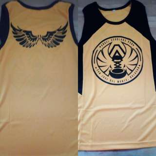Singlet (GYM sando) Uni sex sizes available: XS, S, M, L, XL, XXL