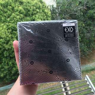 EXO OVERDOSE KOREAN VERSION ALBUM