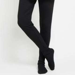 legging wudhu hitam
