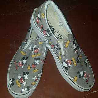 Vans Mickey Mouse