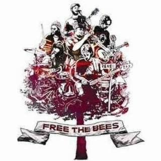 arthcd THE BEES Free The Bees CD