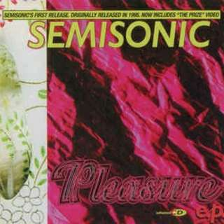 arthcd SEMISONIC Pleasure 8-Trk EP CD