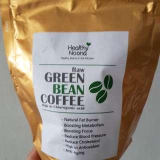 Coffee bean hijau cocok untuk yg diet