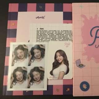 (包SF) Apink Pinkup 台版專輯 含小卡